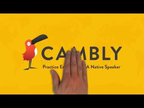 【Cambly】ワンタッチで世界中のネイティブ講師といつでもどこでも英会話